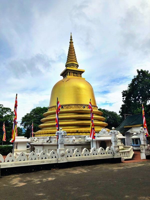 dambulla arany templom