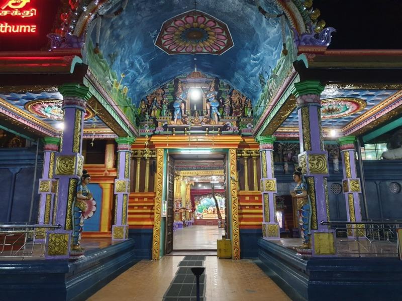 sri muthumariamman templom sri lanka