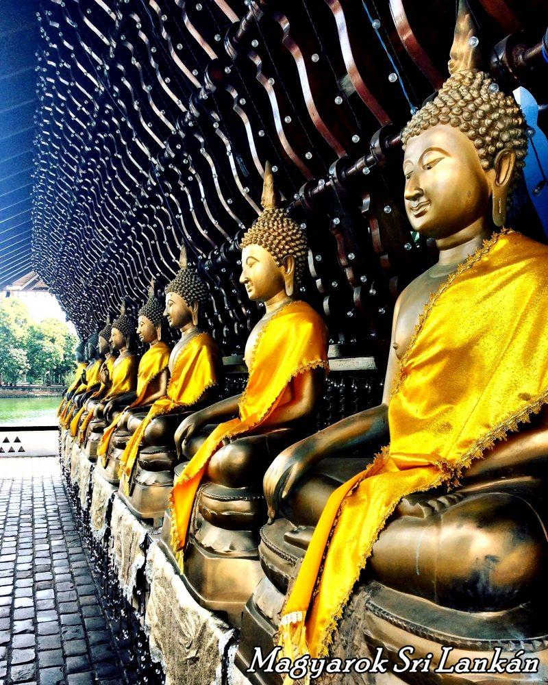 Gangarama Templom colombo