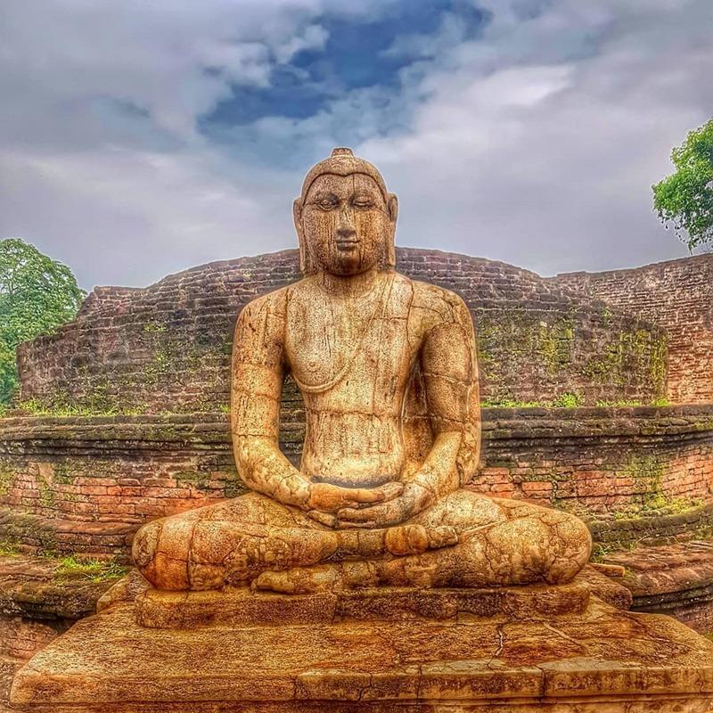 polonnaruwa sri lanka buddhizmus