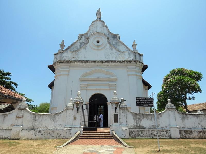 református templom sri lanka
