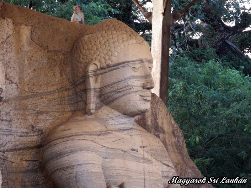 polonnaruwa romváros sri lanka