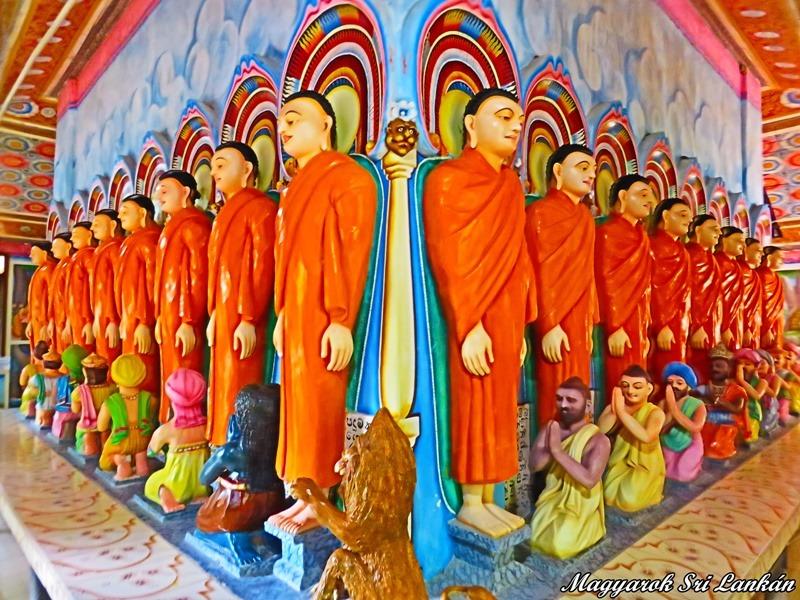 buddhista templom sri lanka