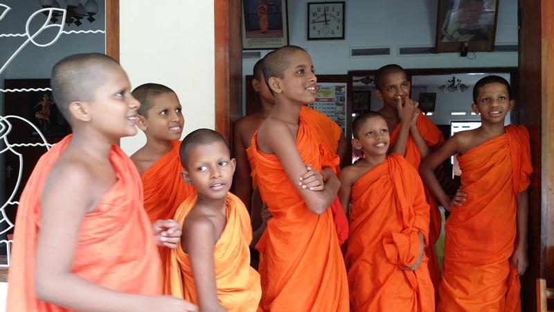 sri lanka buddhizmus