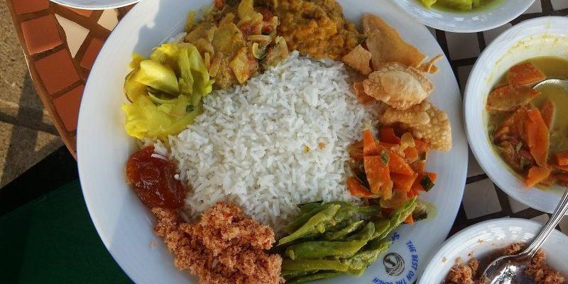 sri lankai curry