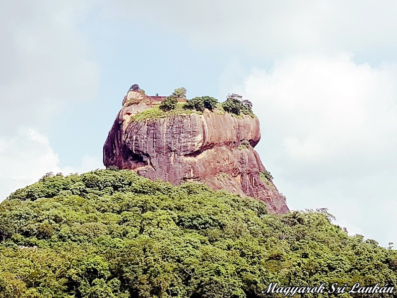 sigiriya szikla