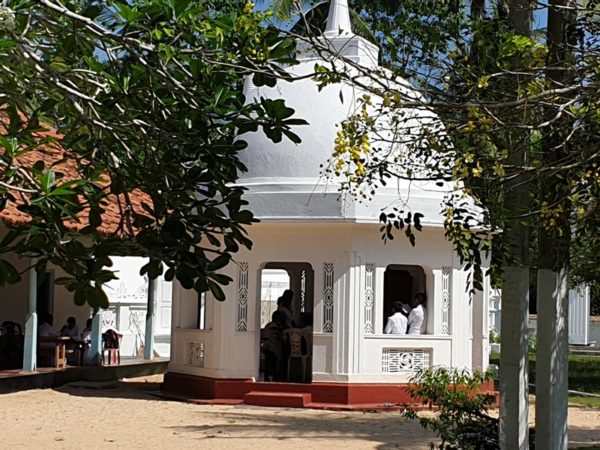 sri lanka buddhista templom