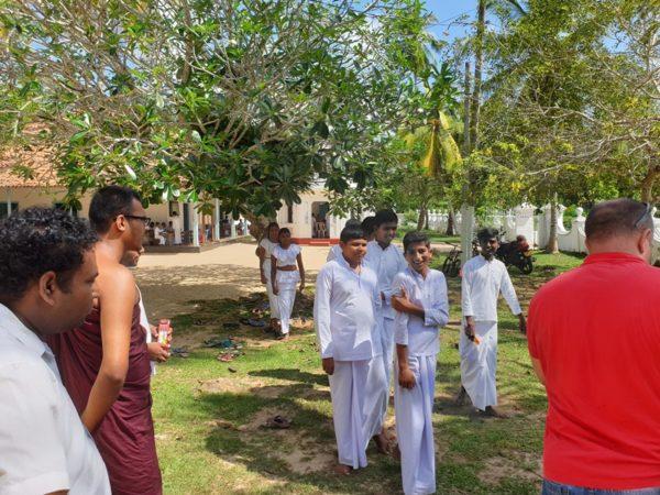 sri lanka buddizmus