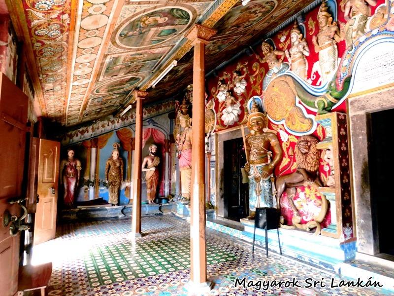 yatagala buddhista templom sri lanka