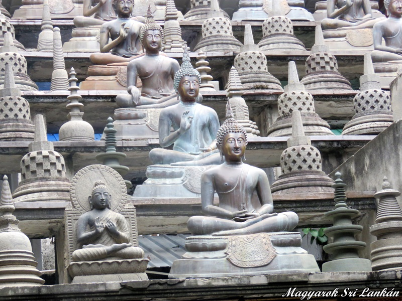 gangarama templom sri lanka