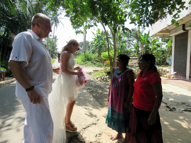 sri lanka esküvő